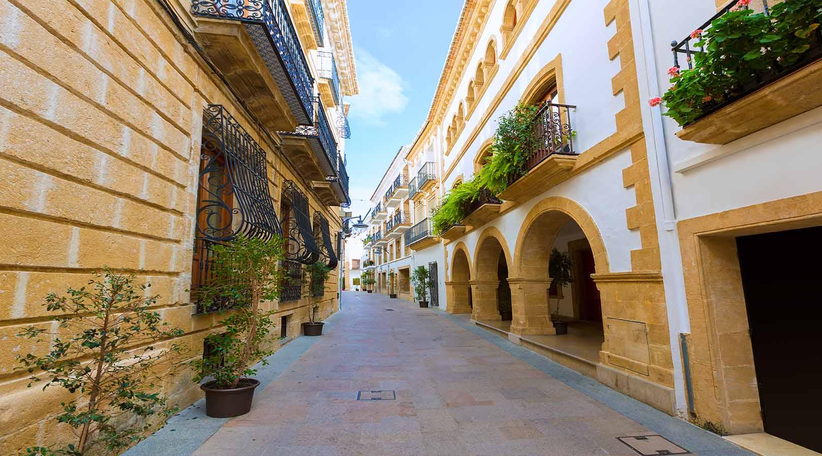Javea Old Town
