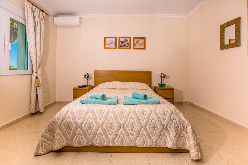 One large bed good for two_ javea spain