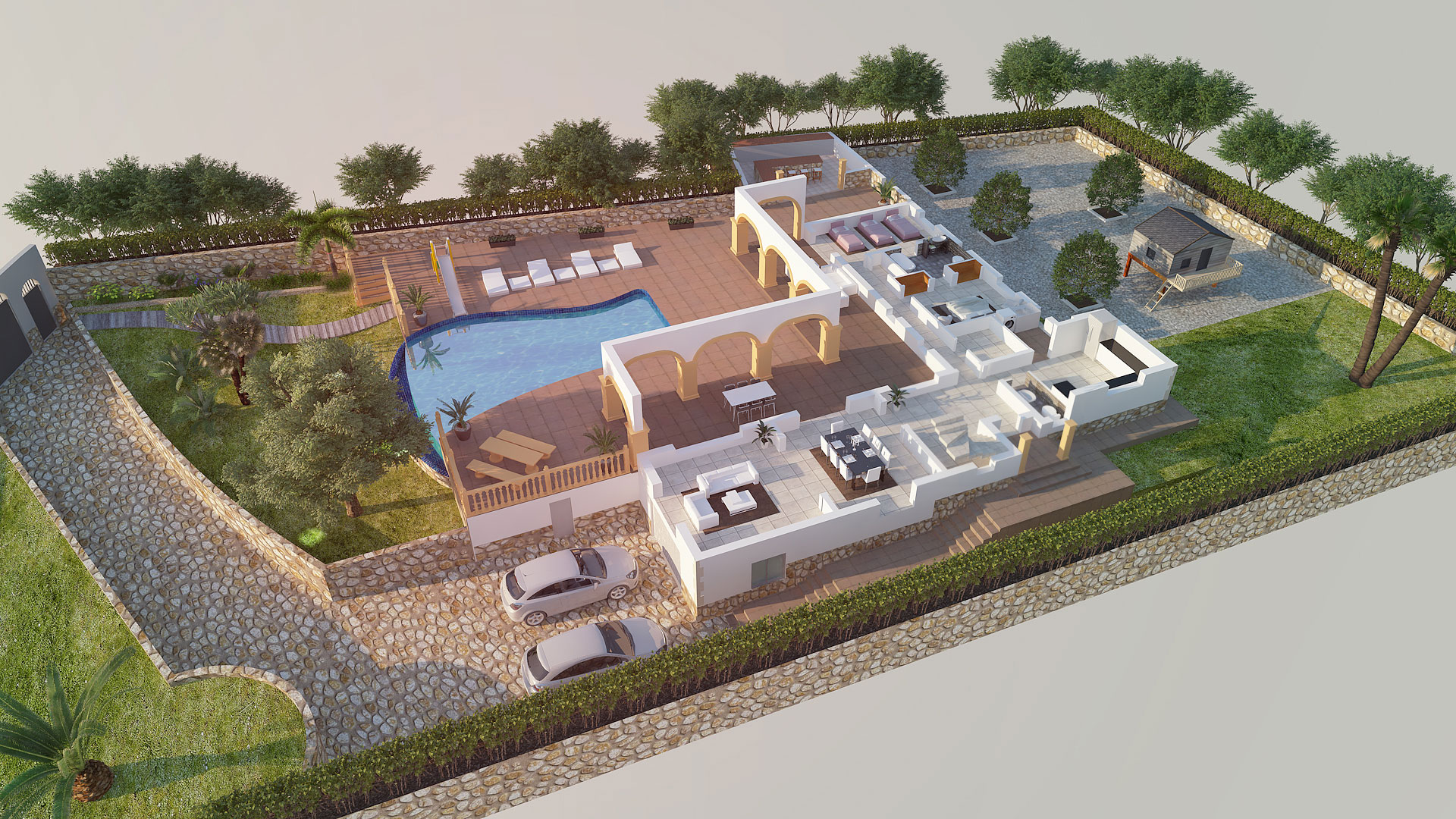 Luxury Javea/Moraira Villa Plans