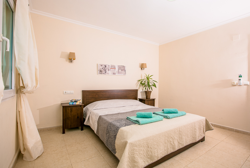 javea spain luxury villa small bedroom