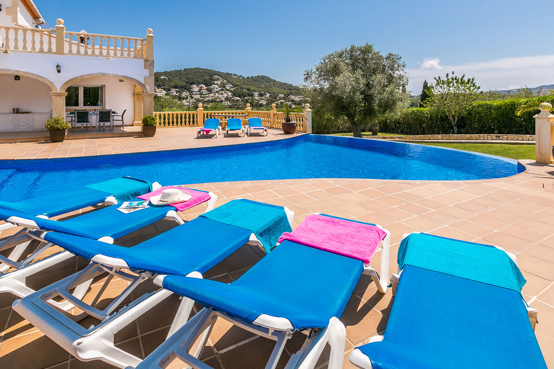 Javea Villa Availability_ javea spain